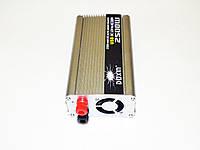 Инвертор преобразователь напряжения Power Inverter 2500W 12V, фото 3