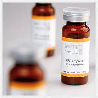 Концетрат от целлюлита, жиросжигающий для похудения для дермаштампа, MATRIGEN PPC Ampoule, Корея, 10 мл