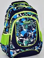 Рюкзак школьный Абстракция №1 - 4, 5, 6, 7 класс, средней школы, старшие классы