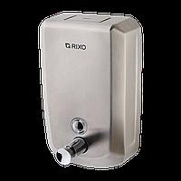 Дозатор жидкого мыла. Rixo Solido S001