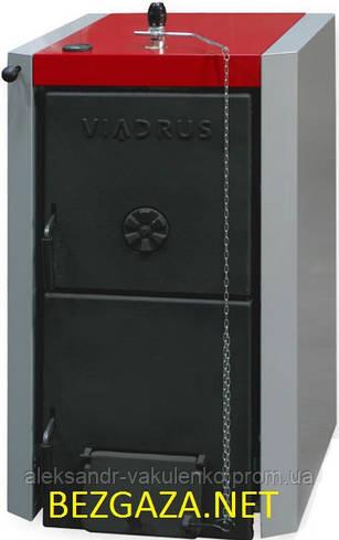 Твердотопливный котел Viadrus Hercules U22 D10  53,5 кВт