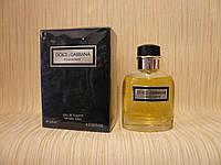 Dolce & Gabbana - Dolce & Gabbana Pour Homme (1994) -Туалетная вода 125 мл - Первый выпуск, Euroitalia SRL, фото 1