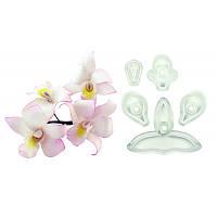 Набор катеров JEM Сингапурская орхидея 5шт. Китай -01013