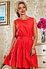 Жіноче натуральне літнє плаття з батіста (2261-2263-2259 svt), фото 3