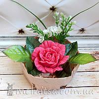 Цветы из мыла - подарочная упаковка