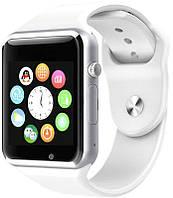 Часы Smart Watch Phone A1 White (13340)