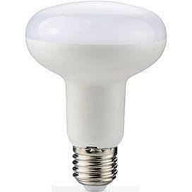 Лампа светодиодная рефлекторная R80 10 Ватт E27 GLX