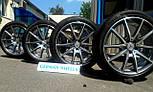 """20"""" оригинальные разноширокие колеса на Mercedes W222 AMG, фото 3"""