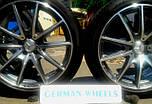 """20"""" оригинальные разноширокие колеса на Mercedes W222 AMG, фото 4"""