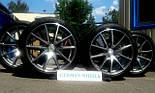 """20"""" оригинальные разноширокие колеса на Mercedes W222 AMG, фото 5"""