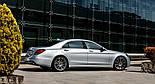 """20"""" оригинальные разноширокие колеса на Mercedes W222 AMG, фото 8"""