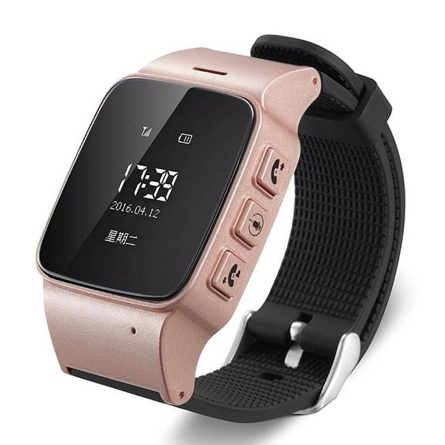 Смарт-часы Smart Watch D99 Pink (777029062)