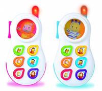 Телефон Cotoons, 2 види, 6міс.+