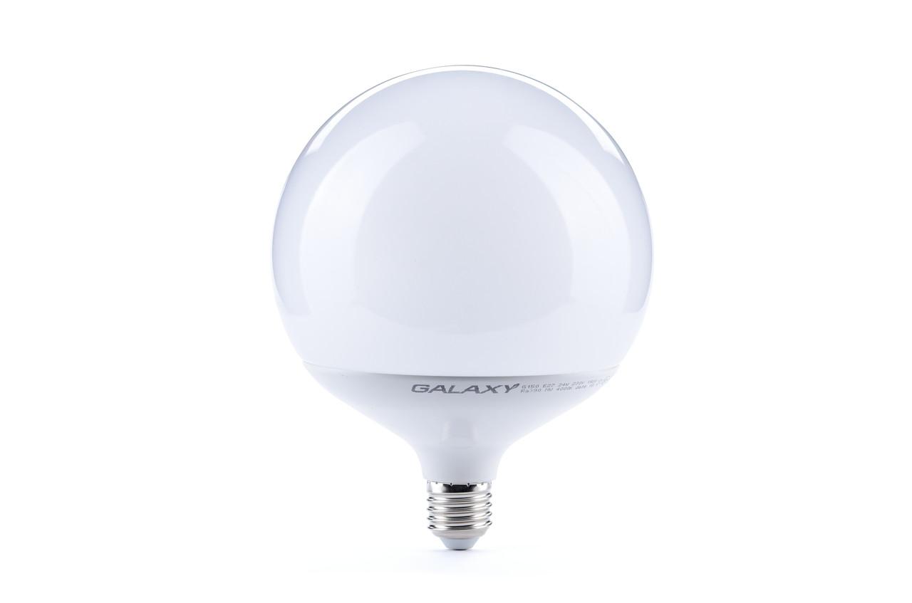 Лампа светодиодная GLOBE 15 Ватт Е27 GALAXY