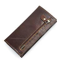 Кожаный кошелек TIDING BAG R-8122Q