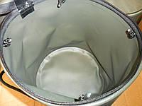 Сумки пвх 17 литров диаметром 280мм складные замесочные транспортировочная