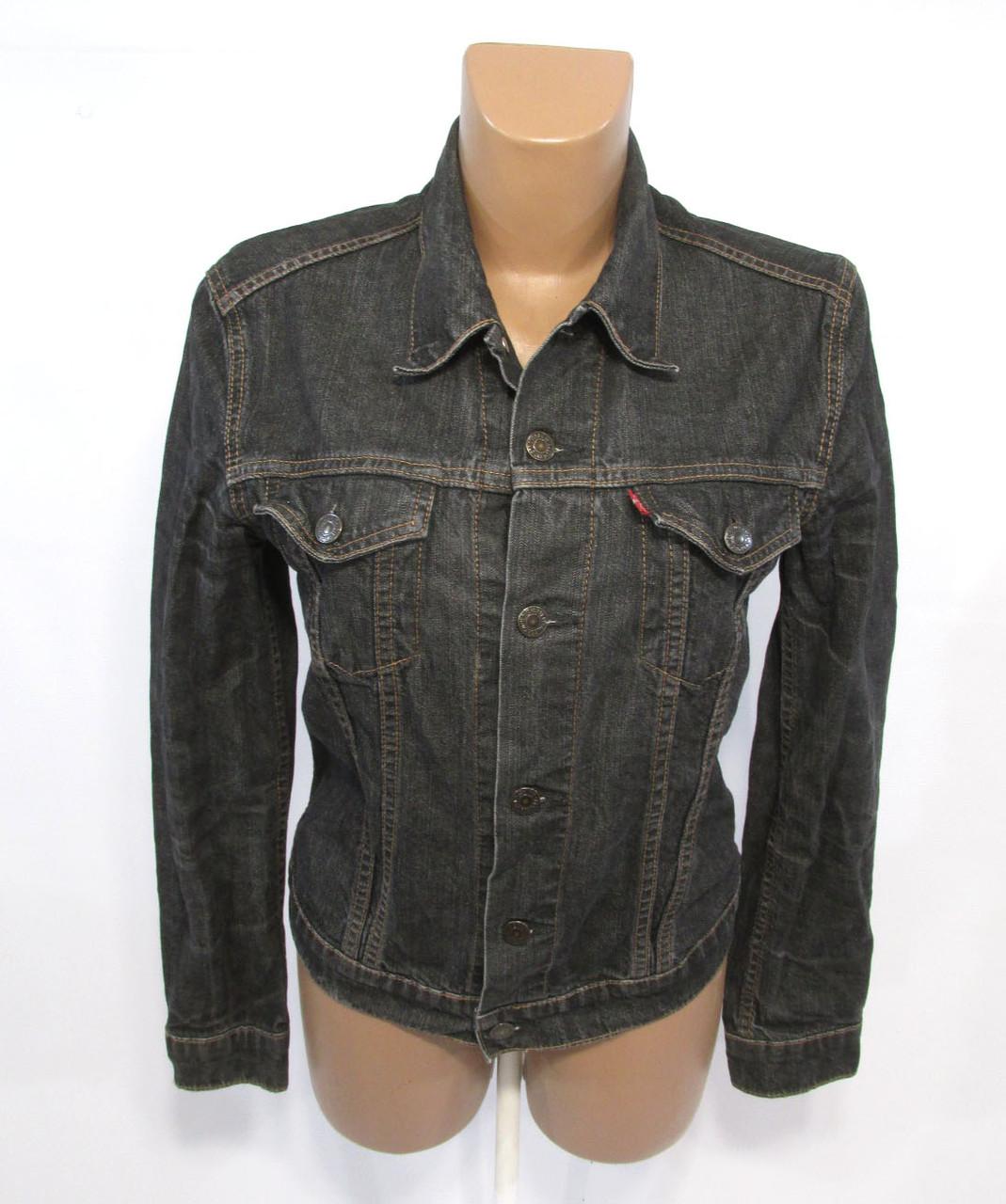 Куртка джинсовая Levis, M (12), Как Новая!