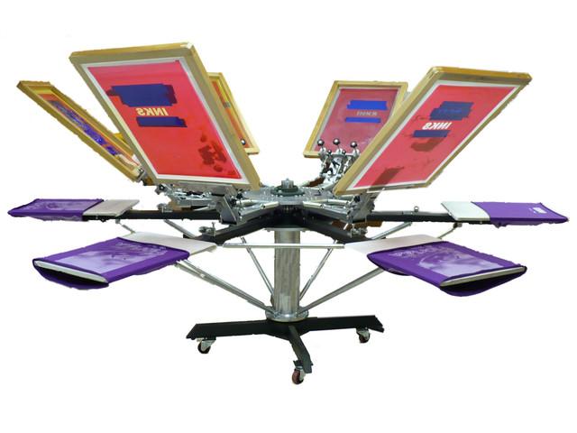 Шелкотрафаретное оборудования и другое