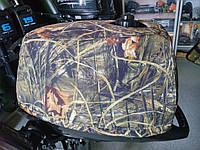 Чехол на крышку  лодочного мотора SUZUKI  DF 4\5\6 АS (4) камуфляж, фото 1