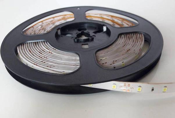 LED Лента (3528) Свет Белый длинна 5м Лед (ВидеоОбзор), фото 3