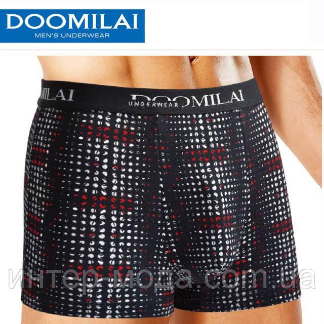 Мужские трусы Боксеры  DOOMILAI арт.01112