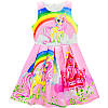 Детское платье My little Pony (Литтл Пони) Флаттершай