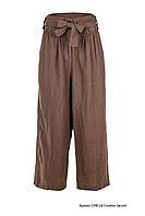 Легкие укороченные брюки из хлопка Solar, фото 1