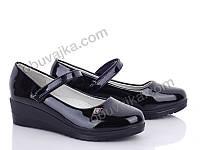 Модные туфли 2018 для девочек от фирмы Солнце(31-37)
