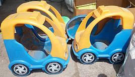 Кабинки для детских покупательских тележек для супермаркетов Wanzl Fun Mobile 80, тележка машина