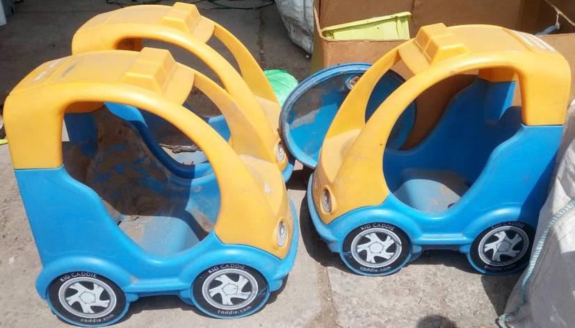 Кабинки для детских покупательских тележек для супермаркетов Wanzl Fun Mobile 80, тележка машина, фото 2