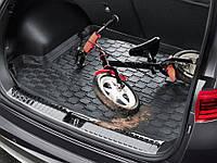 F1122ade00, коврик в багажник, резиновый, KIA, Sportage, (QL), 2016-