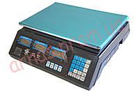 Электронные торговые весы 40 кг 6v Аккумулятор