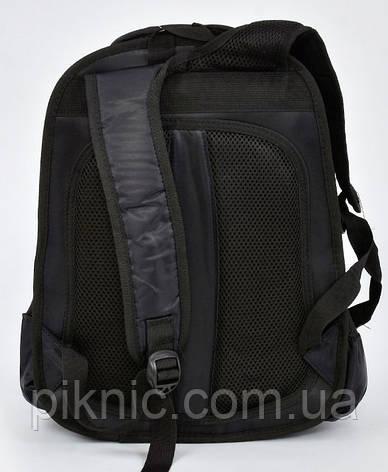 Школьный рюкзак 1, 2, 3 класс для мальчика. Портфель ранец ортопедический полу каркасный Машина 4х4, фото 2