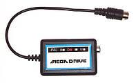 Модулятор ВЧ (RF-конвертер) для игровой приставки SEGA Mega Drive 2 16-бит