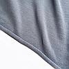 Плед хлопковый Ohaina цвет графит 175х135
