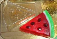 Форма для мыла пластик Арбуз