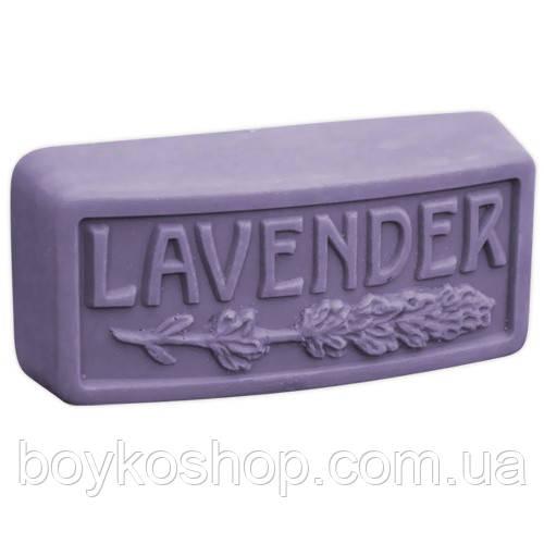 Форма пластиковая для мыла Лаванда
