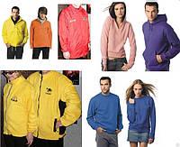 Регланы и куртки - корпоративная спецодежда с логотипом