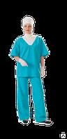 Костюм хирурга женский синий