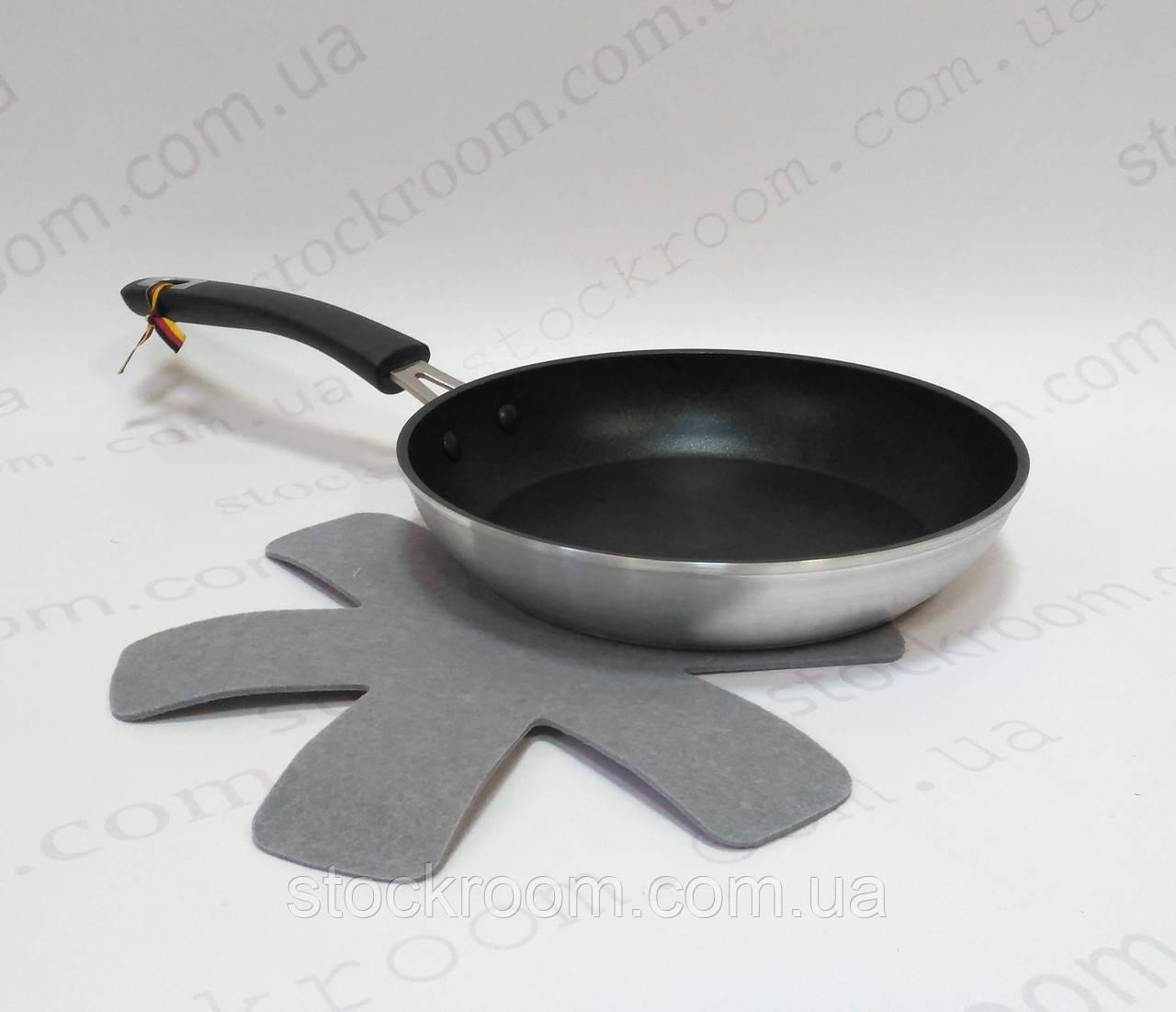 Сковорода с антипригарным покрытием Profi Ø 24 см Krauff