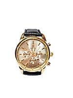 Часы кварцевые мужские реплика Rolex gold