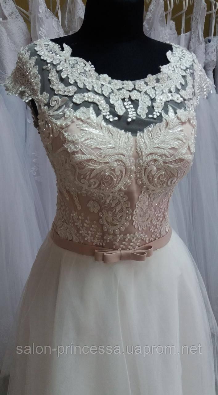 e77a55e36b6 ... фото 2 · Свадебное платье