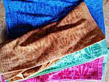 Махровий рушник, 50см*30см, 20 шт/уп. Малюнок може відрізнятися., фото 3