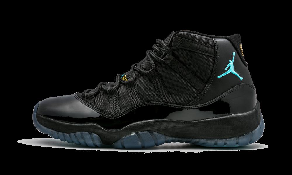 1220efe0 Баскетбольные кроссовки Nike Air Jordan 11 Gamma Blue (Топ реплика ААА+) -  Siwer