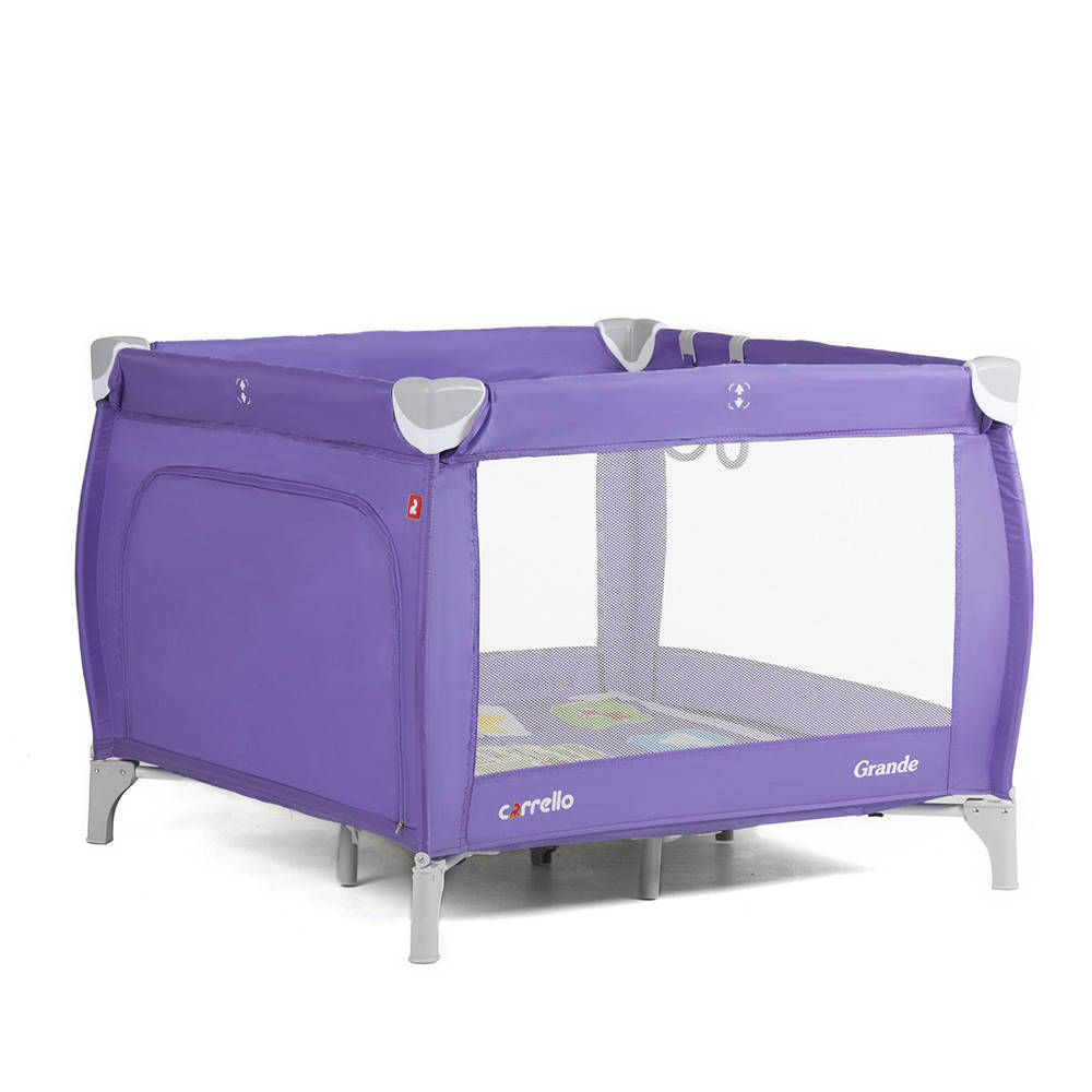 Манеж CARRELLO Grande CRL-9204  Spring Purple  ***