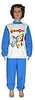 Пижама детская 151-04 Фиксики, хлопок с начесом, р. 86-92 см