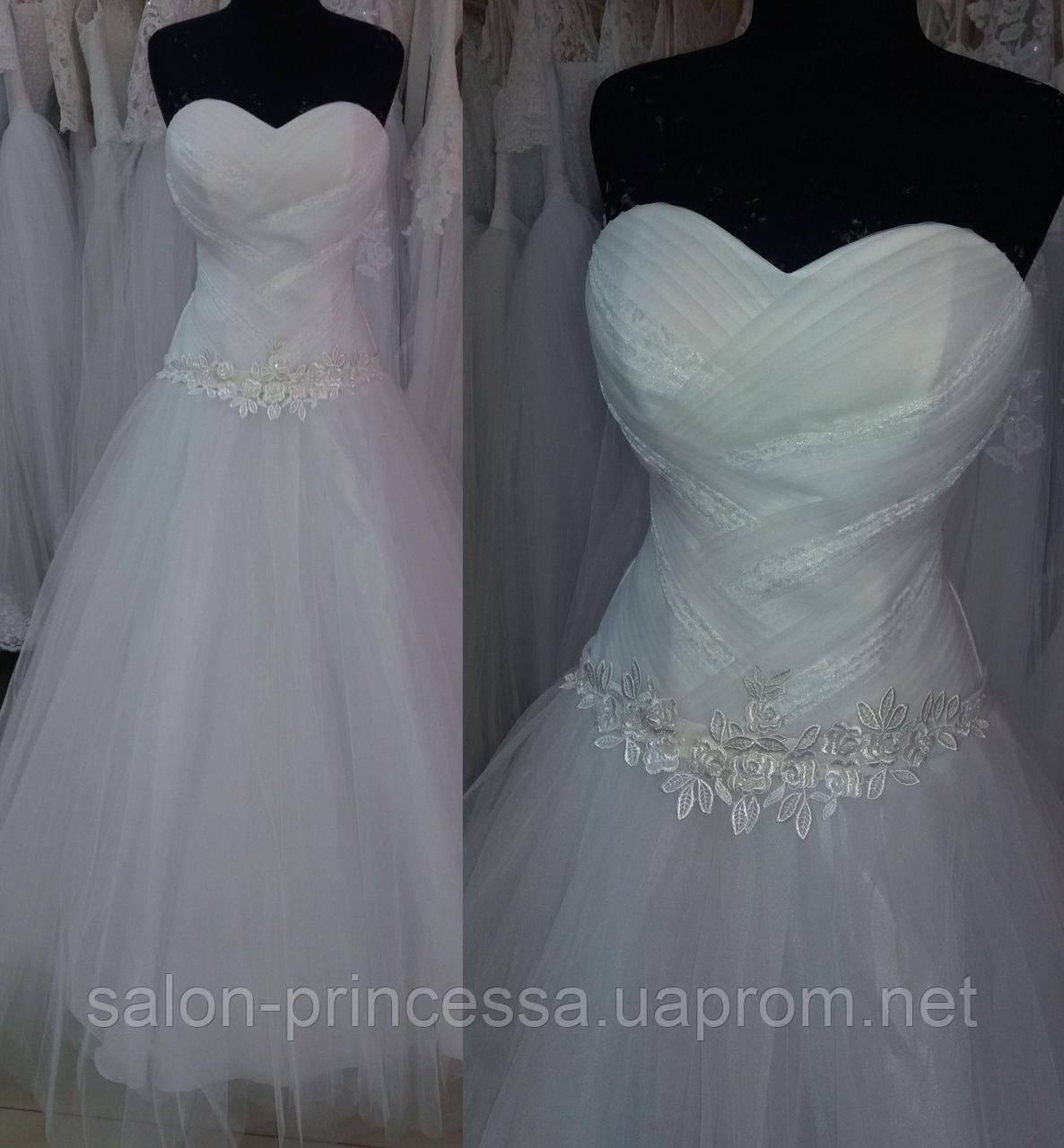 63e9a3efa3b Свадебное платье