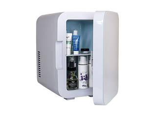 Мини холодильник для косметики/для лекарств/для препаратов ( функции нагрева и охлаждения) мод. 6L, объем 6 л