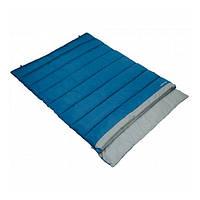 Двухместный спальный мешок Vango Harmony Double/4°C/Sky Blue, фото 1