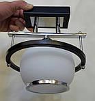 Потолочный (припотолочный) светильник на одну лампочку